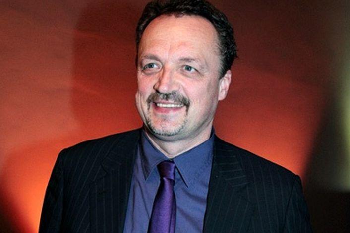 Виктор Гусев - страница на официальном сайте агента