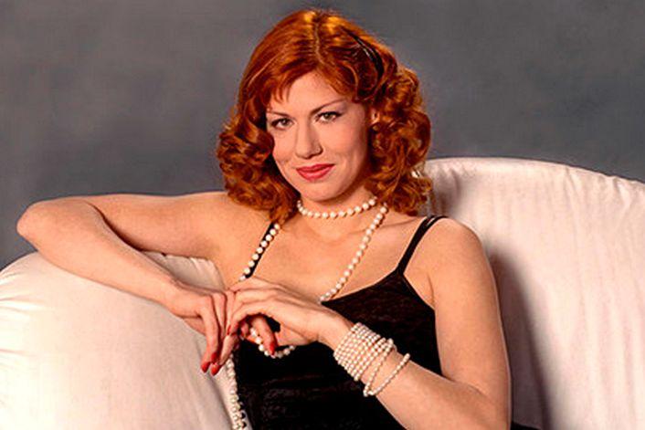 Елена Бирюкова - страница на официальном сайте агента