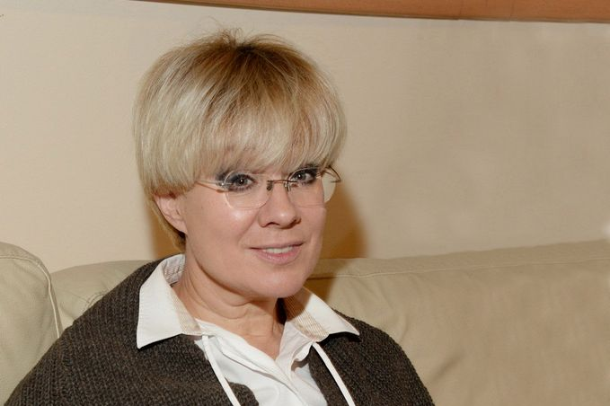 Илона Броневицкая - страница на официальном сайте агента