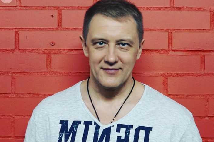 Сергей Горобченко - страница на официальном сайте агента