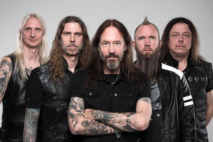 HammerFall - организуем концерт без посредников и переплат