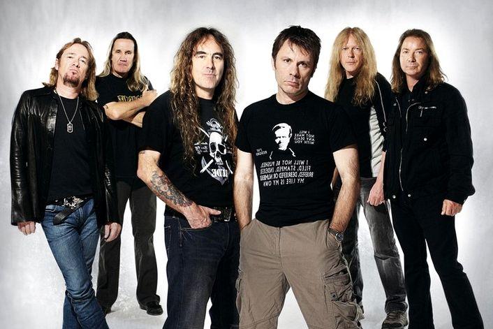 Iron Maiden - организуем выступление артиста на вашем празднике