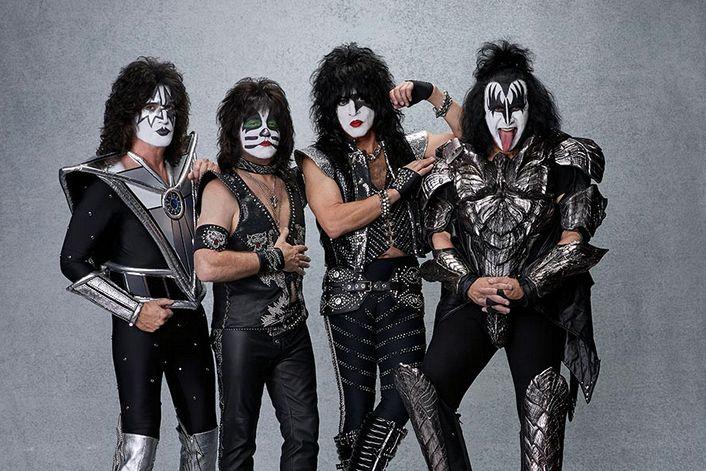 Kiss - страница на официальном сайте агента