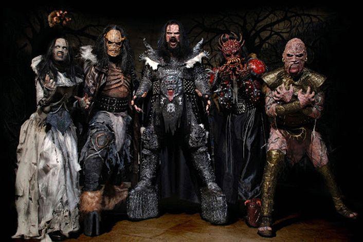 Lordi - пригласить на праздник в букинг-агентстве BnMusic