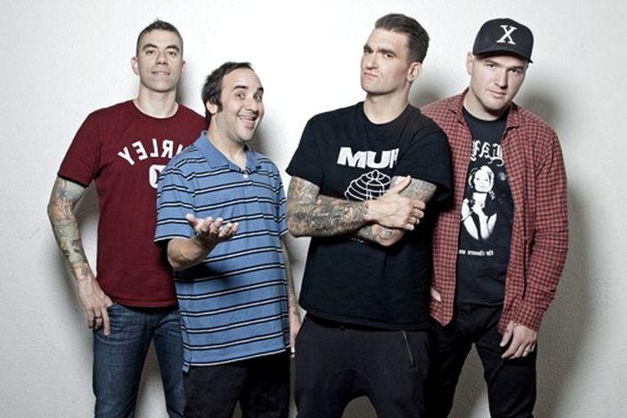 New Found Glory - организуем концерт без посредников и переплат