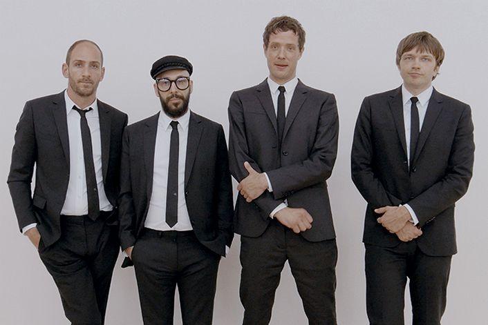OK Go - заказать концерт в BnMusic