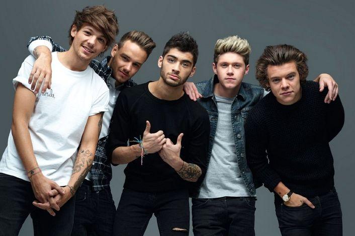 One Direction - организуем выступление артиста на вашем празднике
