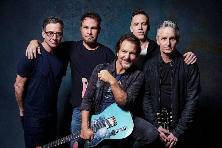 Pearl Jam - организуем выступление артиста на вашем празднике