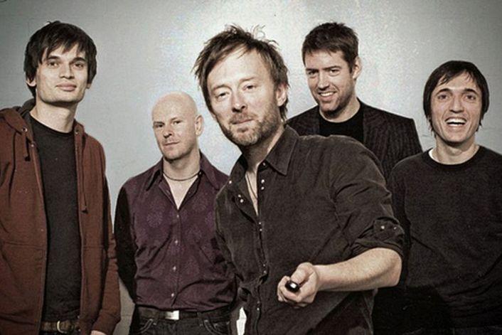 Radiohead - страница на официальном сайте агента