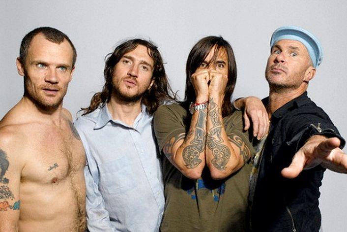 Red Hot Chili Peppers - организуем концерт без посредников и переплат