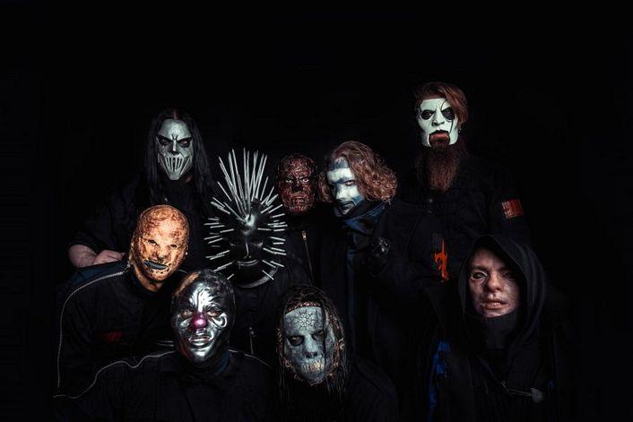Slipknot - пригласить на праздник в букинг-агентстве BnMusic