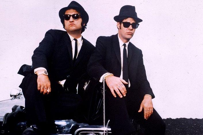 The Blues Brothers - страница на официальном сайте агента