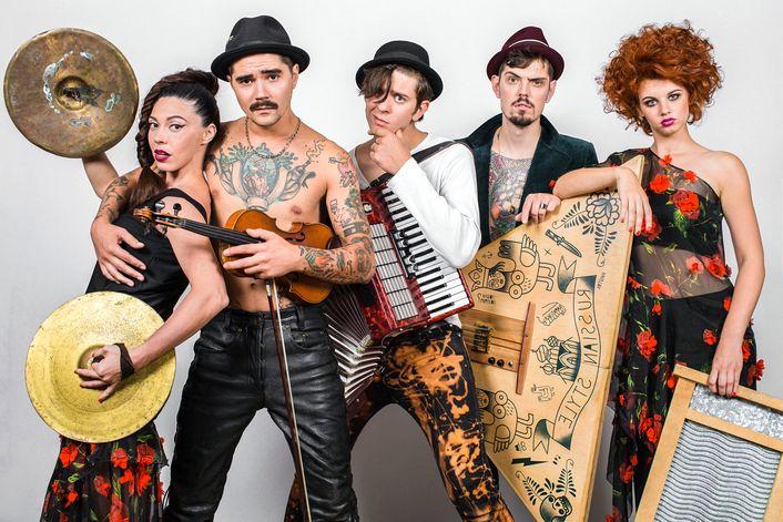 The Hatters - организуем концерт без посредников и переплат