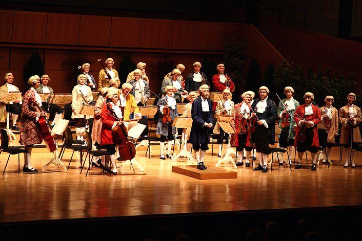 Vienna Mozart Orchestra - страница на официальном сайте агента