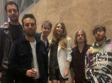 Nothing But Thieves BnMusic Moscow